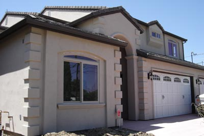Stucco Trims and Quoins