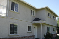 Stucco  Exterior Window Trim