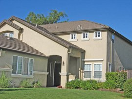 Stucco, Stucco house Trim - After Add Class and Style to your widows and doors