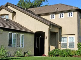 Stucco, Stucco Trim - Before - Add value with an Exterior Makeover
